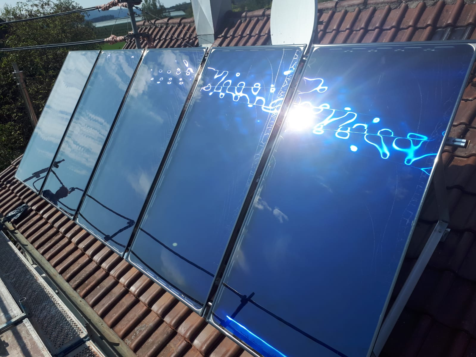 Solaranlage In Wernsreute